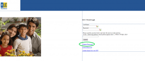 lic merchant portal login page chage password